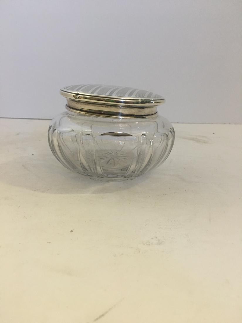 Old Powder jar