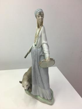 Lladro figurine Gypsy Woman