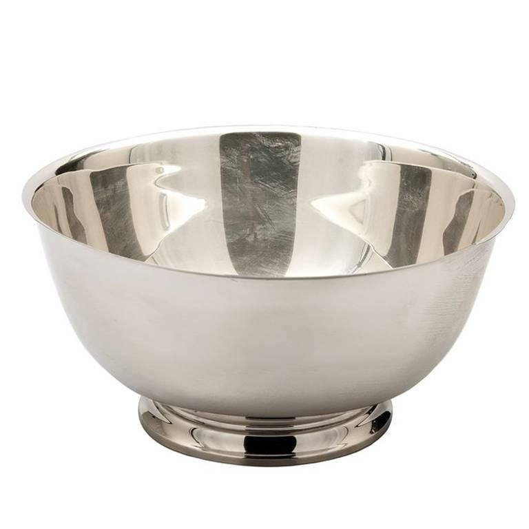 Traditional Sterling Silver Revere Bowl by Tiffany