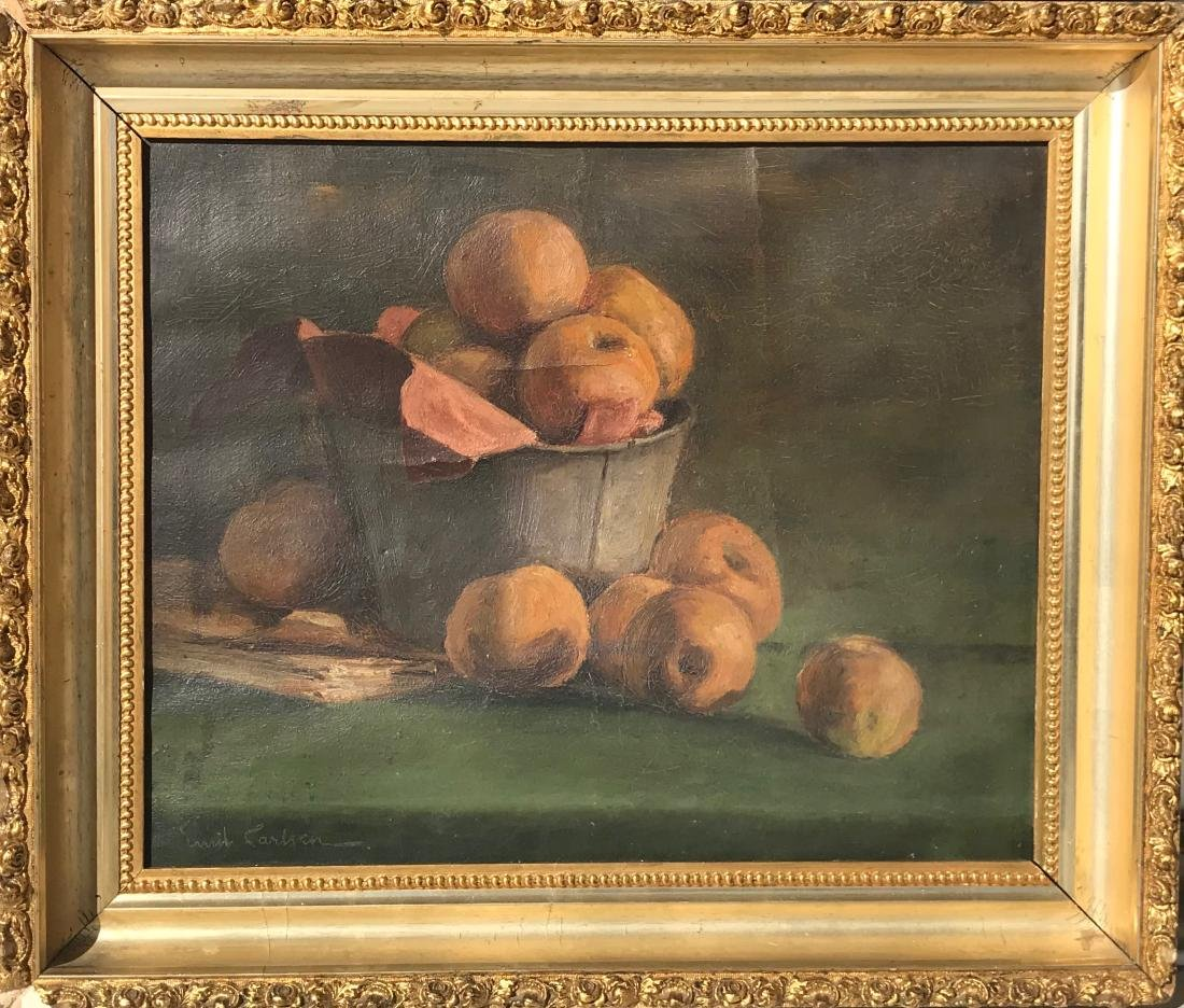 Emil Carlsen (1848 - 1932) Still Life with Fruit