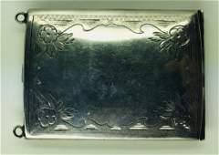 Antique Circa 1920 Shmitz, Moore & Co Sterling Silver