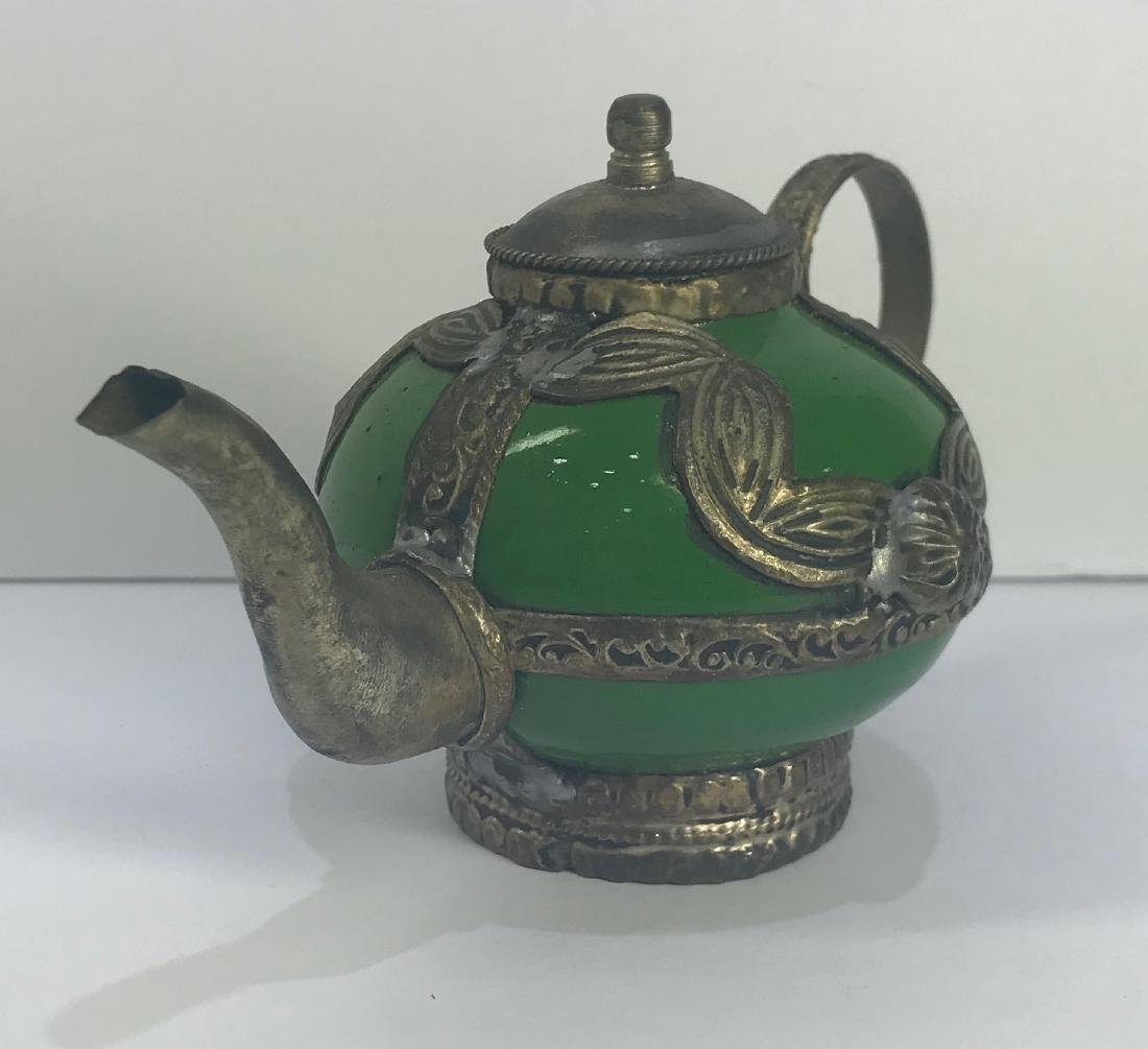 Antique tea pot. - 2