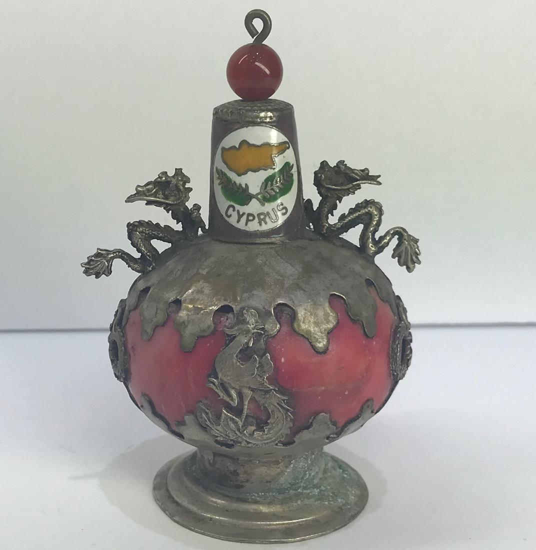 Antique snuff bottle