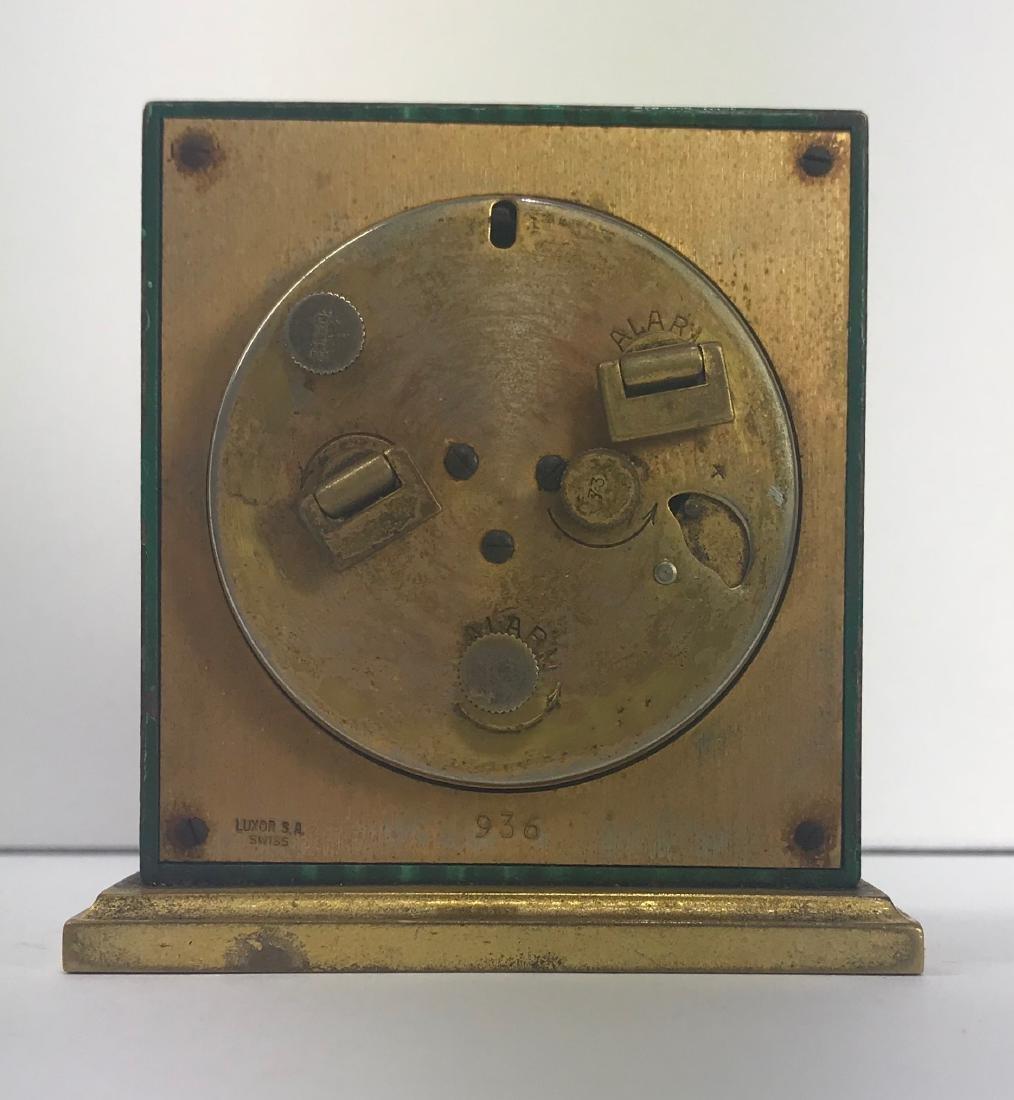 Vintage Cartier desk clock - 3