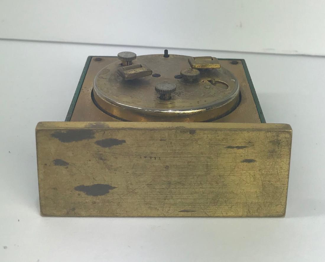 Vintage Cartier desk clock - 5