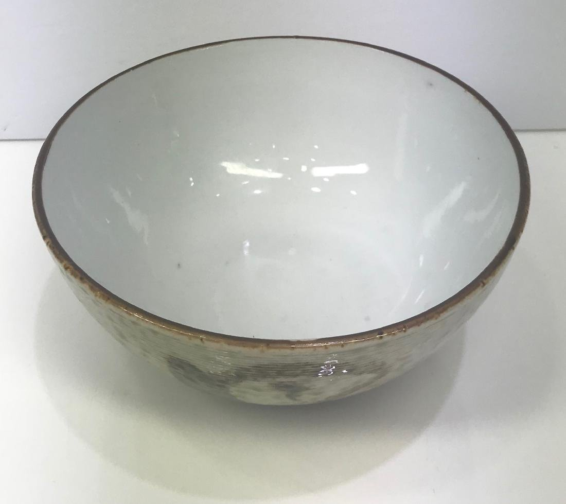 Vintate chinese ceramic bowl