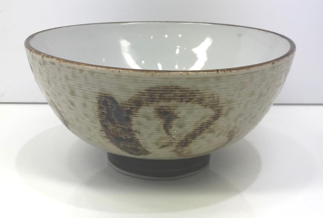 Vintate chinese ceramic bowl - 3