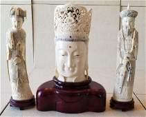 Hand Carved Set