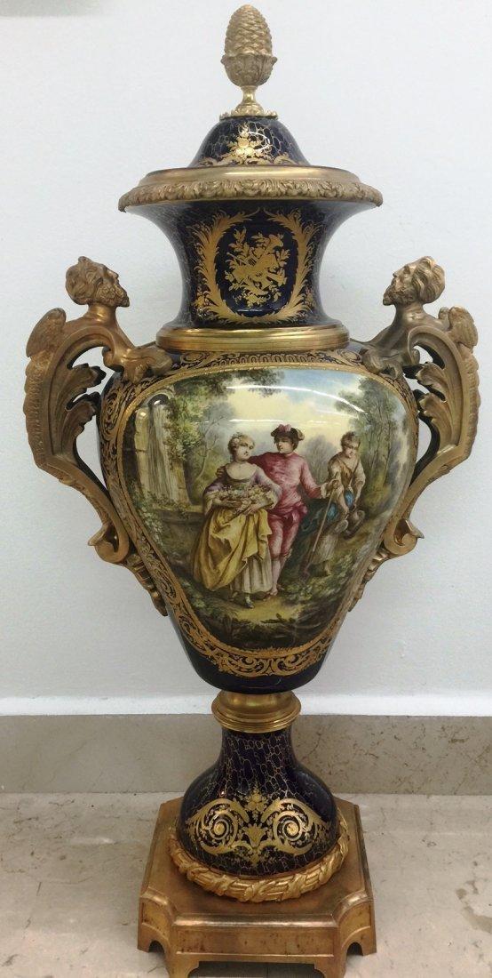 Antique Porcelain Sevres