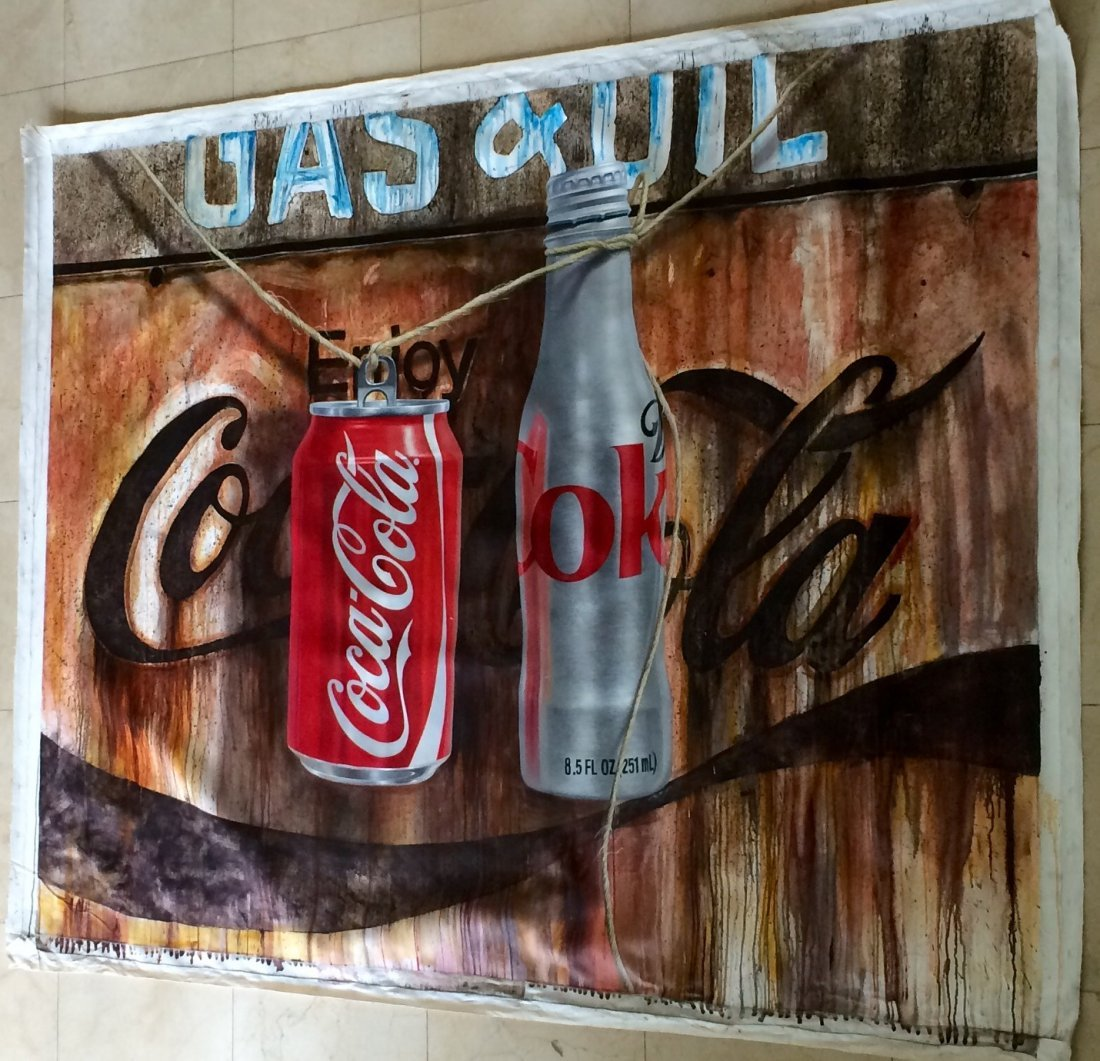 Gas & Oil by Yampier Sardinas