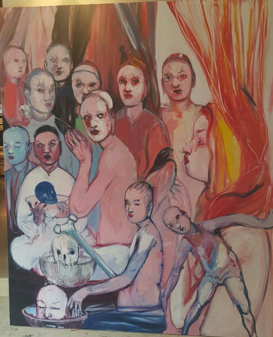 Carlos Quintana Cuban Artist