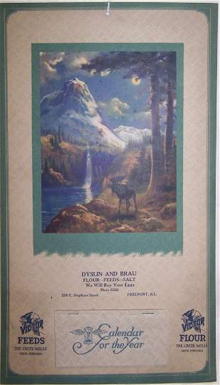 15: 1926 Freeport Calendar