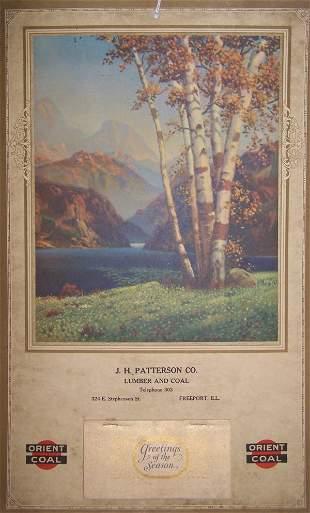 18: 1928 Freeport Calendar