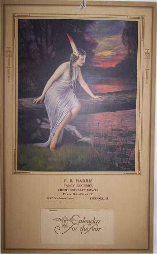 19: 1926 Freeport Calendar