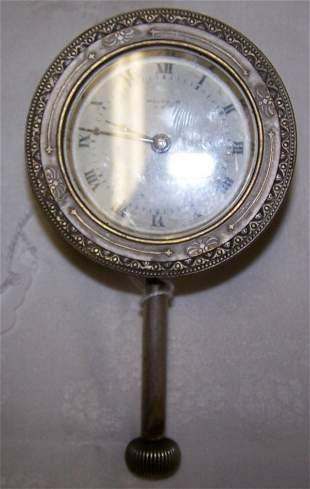 24: Waltham Automotive Clock