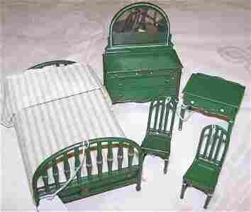 93: Arcade Bedroom Set