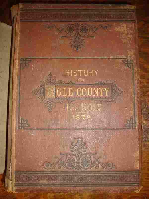 History Of Ogle County, IL 1878