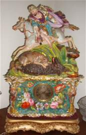 1840's French Clock; as featured on Antiques Roadshow