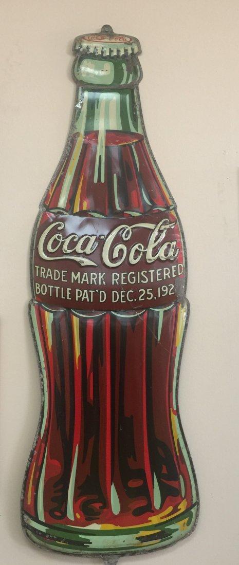 1933 Coca-Cola Bottle