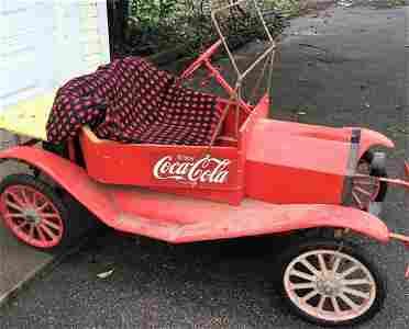 Coca-Cola Gas Powered Car