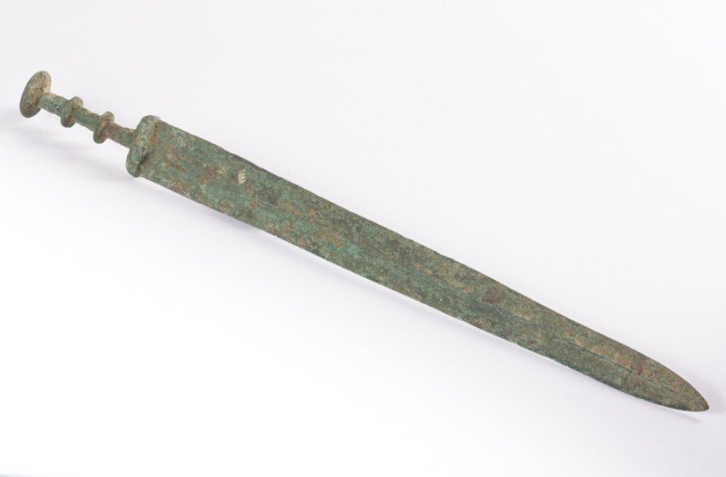 IRAN (LURISTAN) CAST DAGGER, 1000 BC