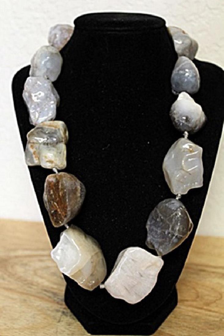 Fancy Quartz Necklace