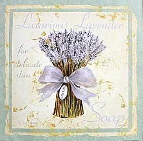 "Fine Art Print ""Luxurios Lavender"" by Kathy Hatch"