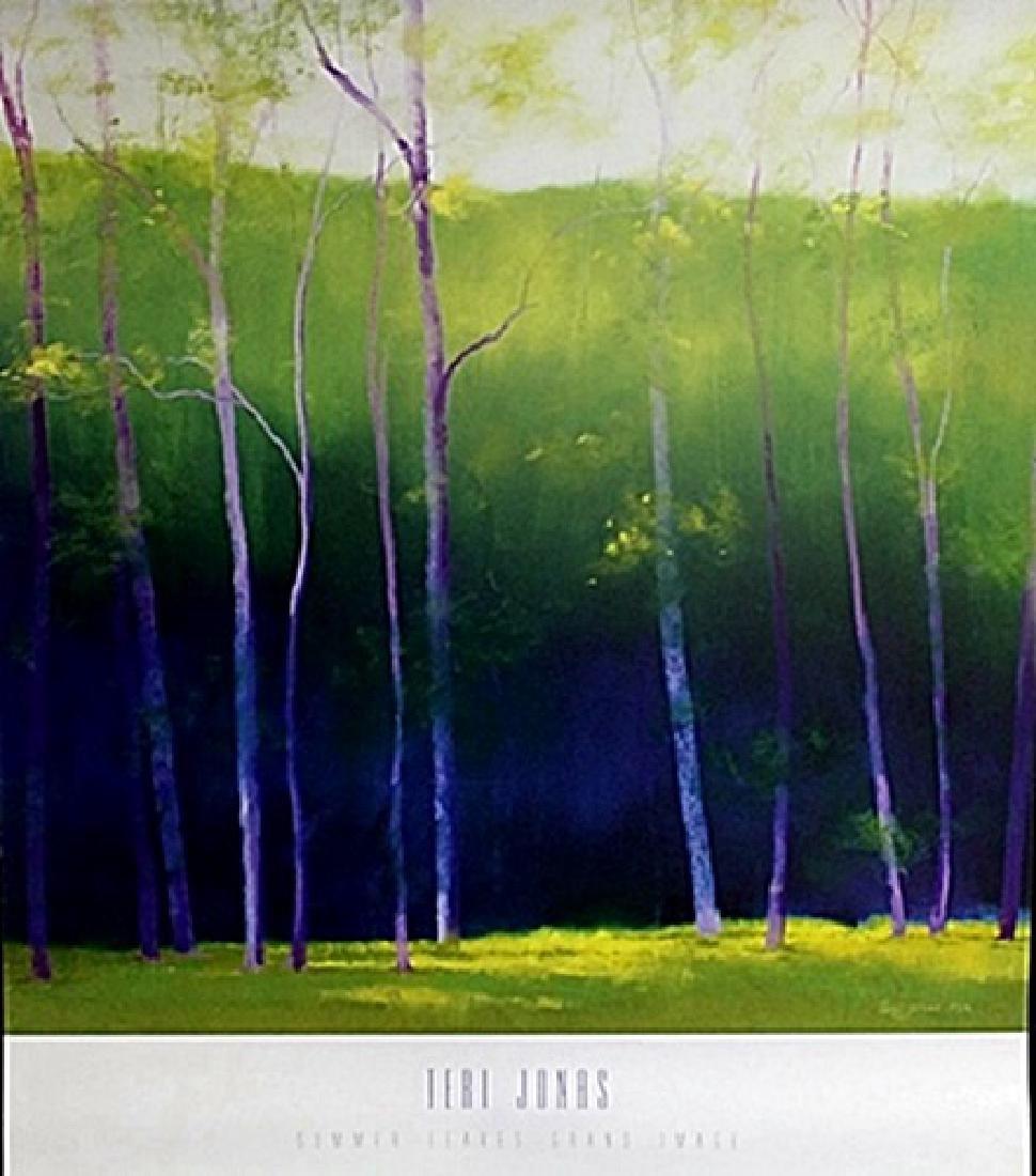 "Fine Art Print ""Summer Leaves"" by Teri Jonas"