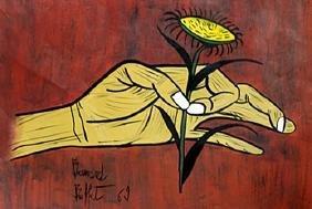 Signed Bernard Buffet