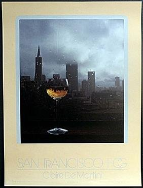 """Fine Art Print """"Claire de Martini"""" by San Francisco Fog"""