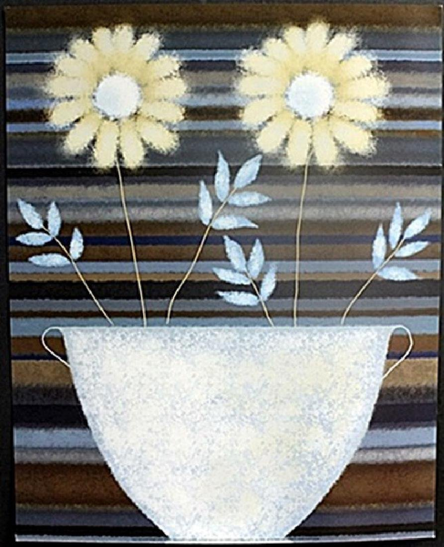 """Fine Art Print """"Two Golden Dnisies"""" by Jo Parry"""