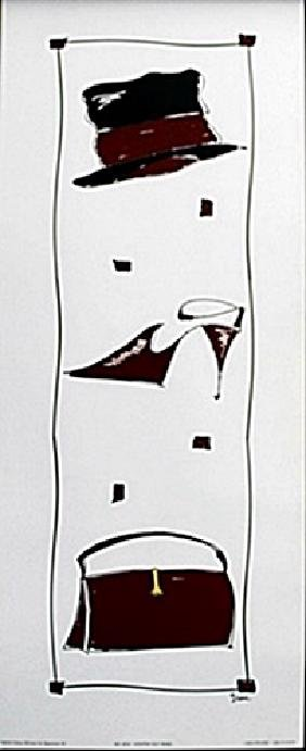 """Fine Art Print """"Steppin Out Panel"""" by Diane Stimson"""