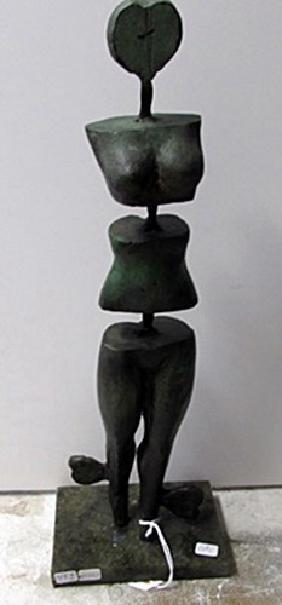 Signed limited edition Bronze Sculpture Dali