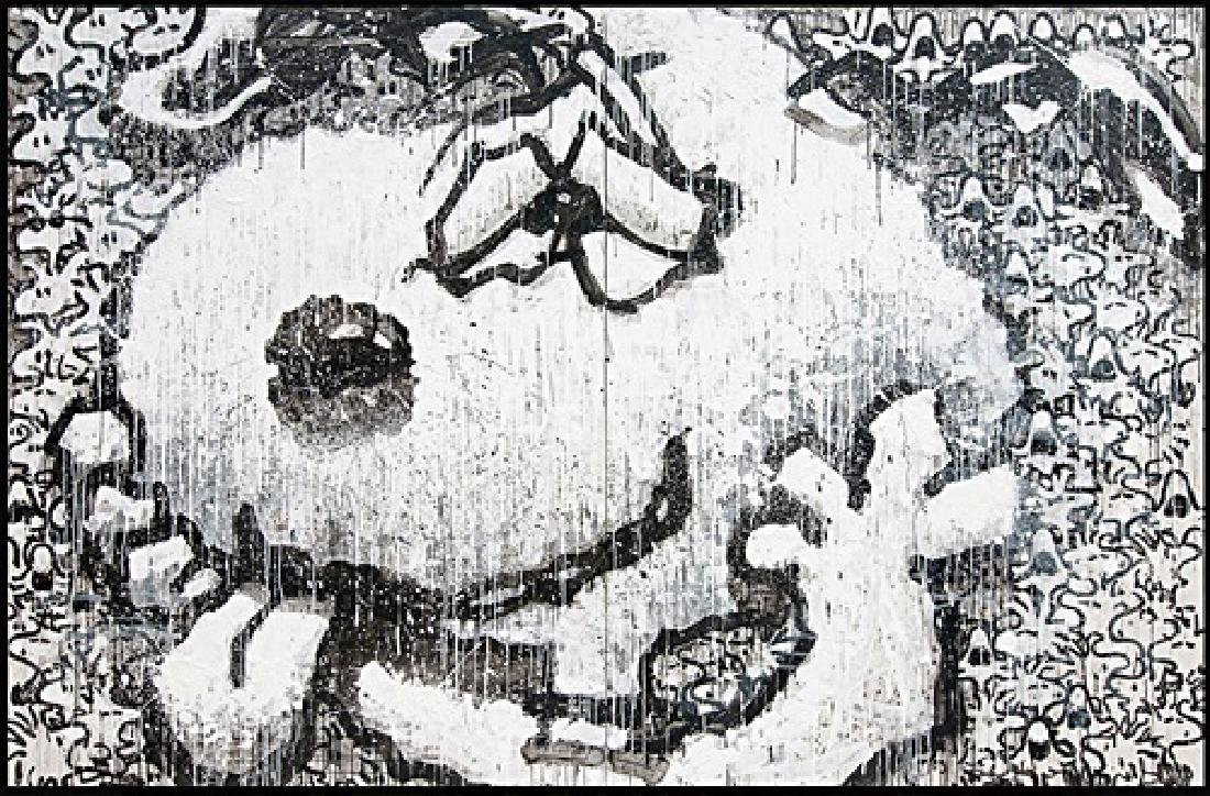 Given The Dog a Bone 2009'  by Tom Everhart