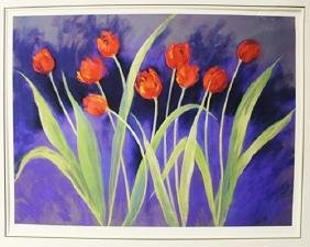 """Tulipa"" By Nel Whatmore"