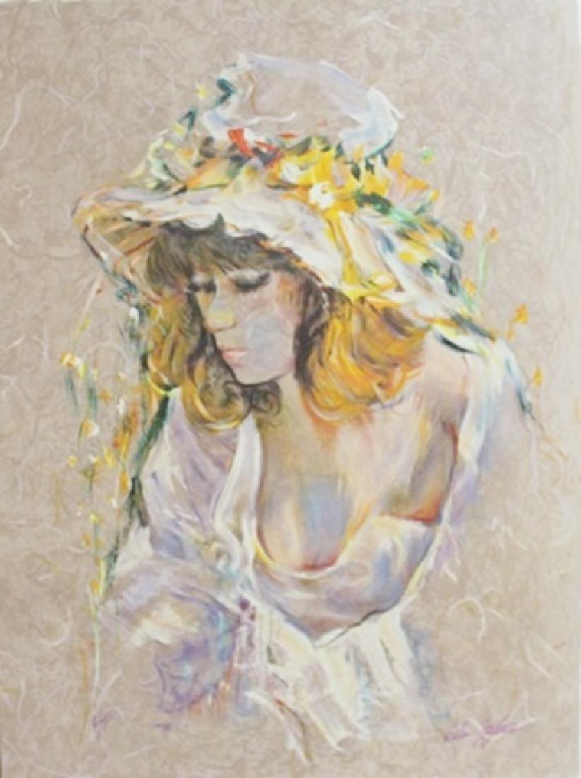 """""""Portrait"""" By Rita Asfour"""
