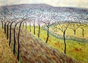 Road To The Countryside - Maurice Utrillo