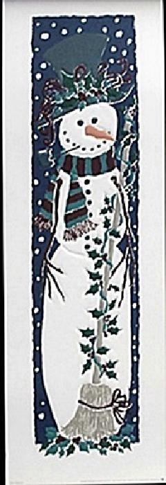 "Fine Art Print ""Snowman"" by Dianne Erickson"
