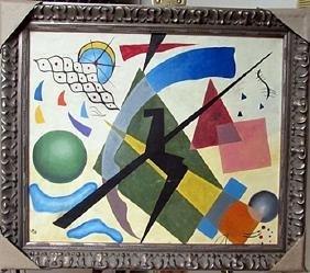 Wassily Kandinsky Oil on Canvas