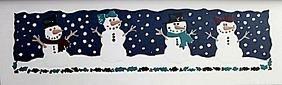 "Fine Art Print ""Snow Friends"" by Dianne Erickson"