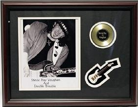 Memorabilia - Stevie Ray Vaughan and Double Trouble