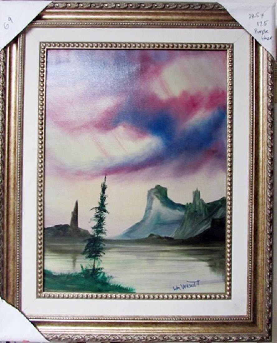 William Verdult Oil on Canvas