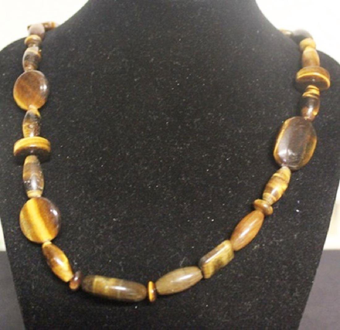 Beautiful Quartz Necklace (72ZF)