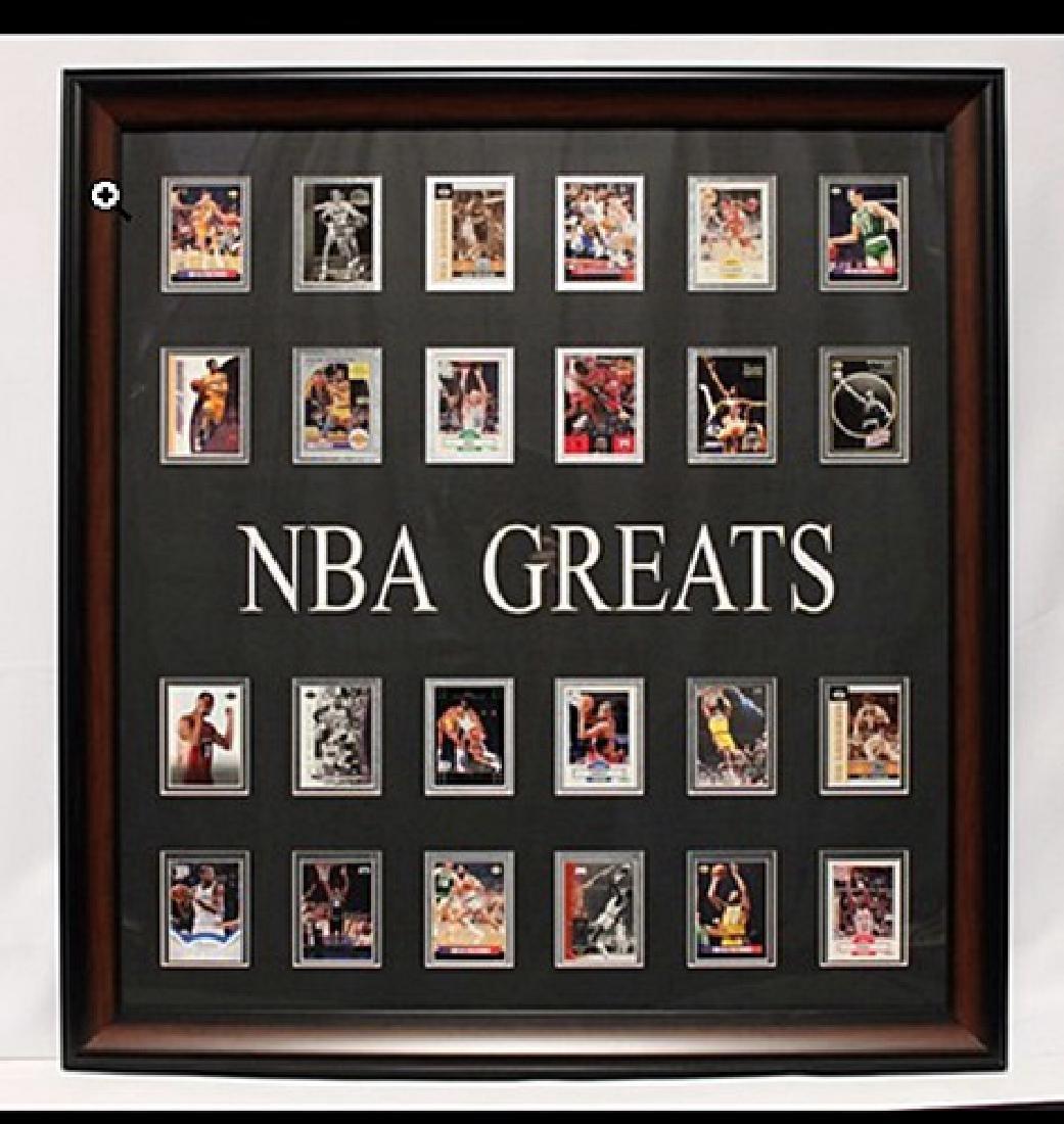Memorabilia - NBA Greats