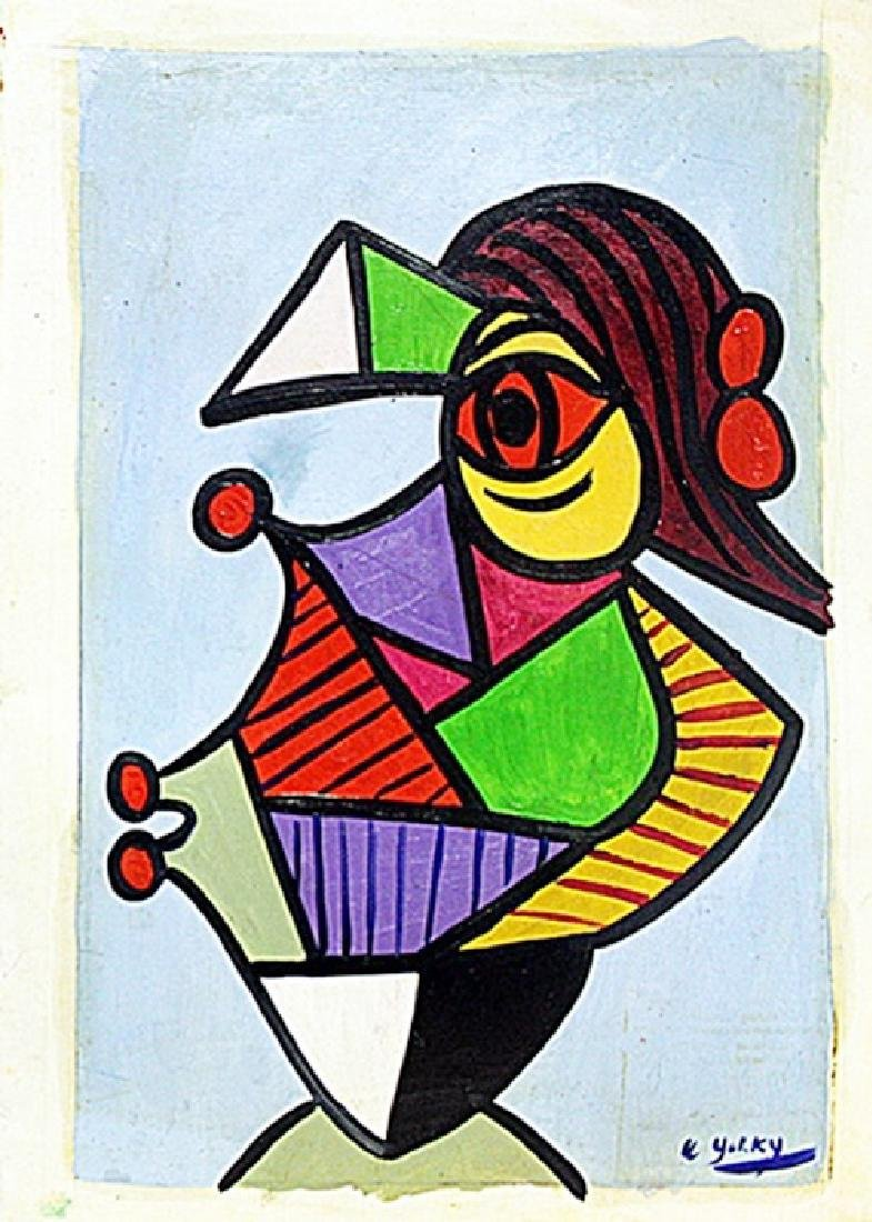 Arshile Gorky - The Bird