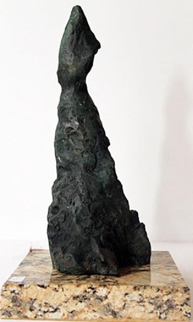 Limited Edition Bronze Sculpture - Joan Miro - 2