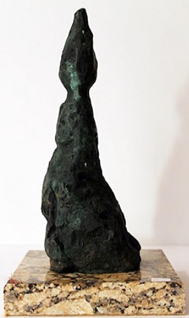 Limited Edition Bronze Sculpture - Joan Miro - 3
