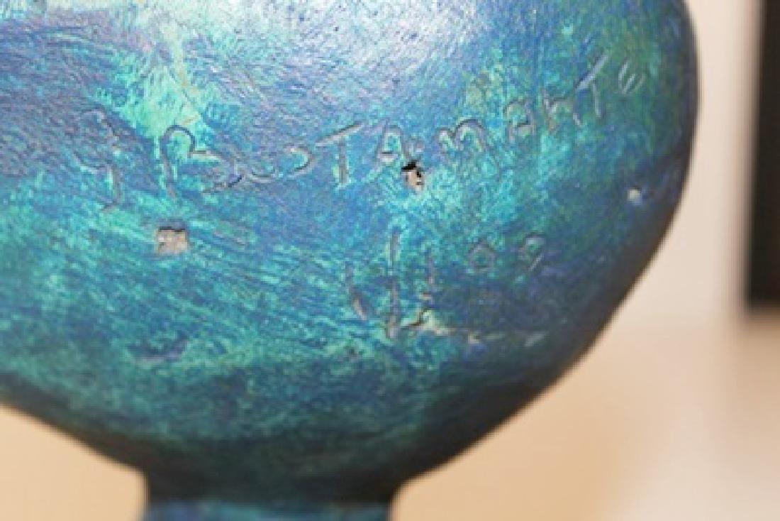 Mermaid - Bronze Sculp. - Sergio Bustamante - 4