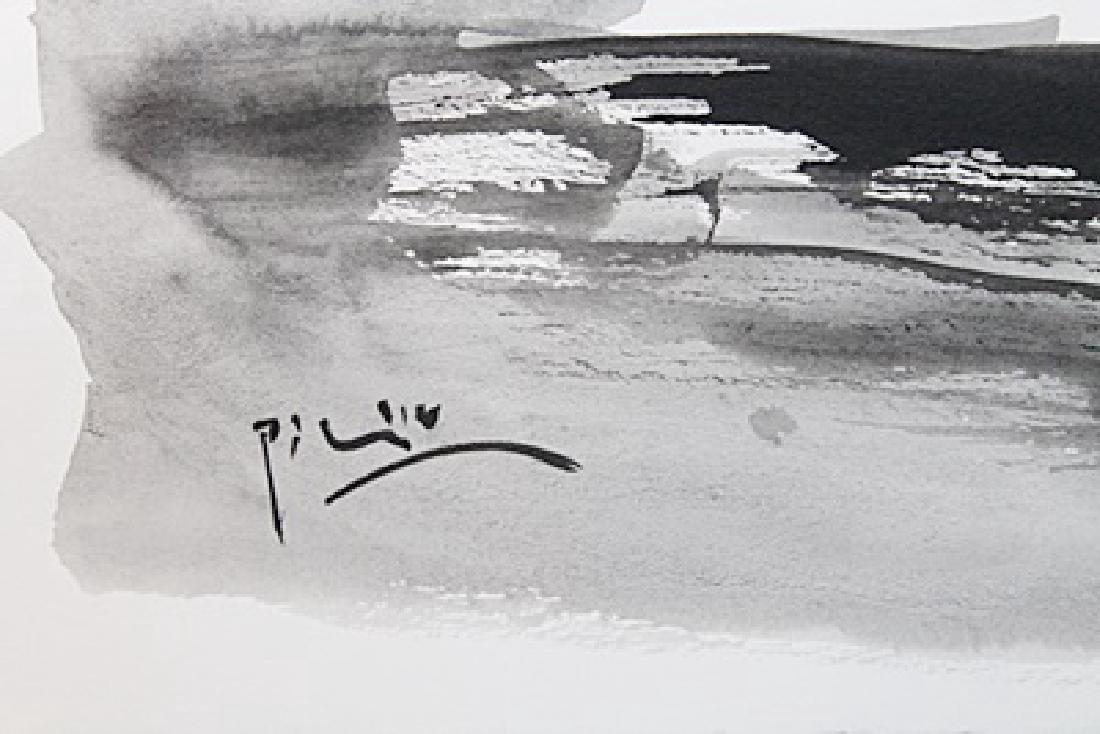 Pablo Picasso Watercolor - 3