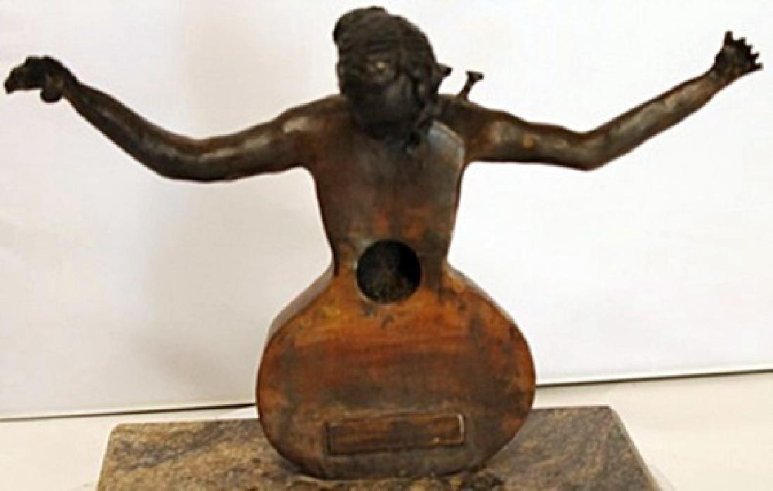 Limited Edition Bronze Sculpture - Salvador Dali
